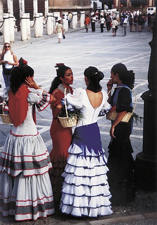 zájezdy Španělsko - Španělsko - Andalusie - zastavení na kus řeči